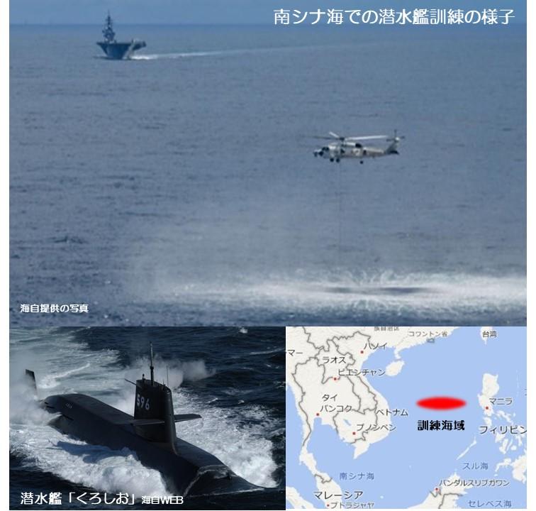 180918潜水艦訓練の図
